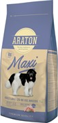 Araton для взрослых собак крупных пород, с мясом птицы 15 кг