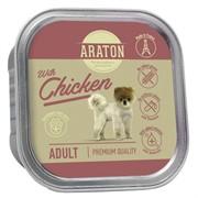Araton Консервы безглютеновые консервы для взрослых собак, с курицей