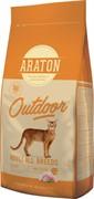 Araton для активных кошек, с курицей и индейкой