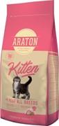 Araton для котят, с мясом птицы 15 кг