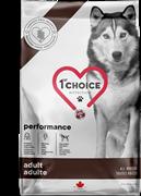 1st CHOICE PERFOMANCE Курица для собак активных 12 кг