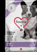 1st CHOICE STERILIZED Курица для собак 10 кг