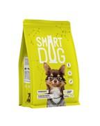 Smart Dog сухой корм для взрослых собак, с курицей и рисом