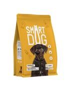Smart Dog сухой корм для взрослых собак крупных пород, с курицей 12 кг