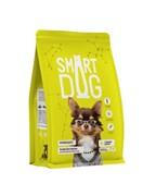 Smart Dog сухой корм для взрослых собак, с курицей и рисом 12 кг