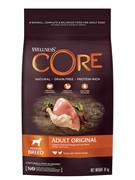 WELLNESS CORE Original беззерновой cухой корм для взрослых собак, индейка с курицей для средних пород