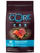 WELLNESS CORE Ocean беззерновой cухой корм для взрослых собак, лосось с тунцом