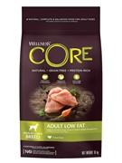 WELLNESS CORE Корм со сниженным содержанием жира из индейки для взрослых собак средних/крупных пород