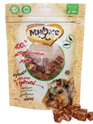 Мнямс лакомство для собак кубики из мяса утки c треской 100 г