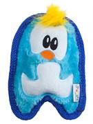 ОН игрушка для собак Invinc Mini Пингвин 17 см без наполнителя