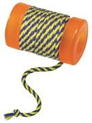 "Petstages игрушка для кошек Energize ""ОРКА катушка с веревочкой"" 6 см"