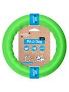 PitchDog  Игровое кольцо для аппортировки d 20 зеленое