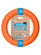 PitchDog Игровое кольцо для аппортировки d 20 оранжевое