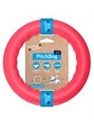 PitchDog  Игровое кольцо для аппортировки d 20 розовое