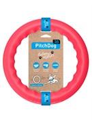 PitchDog Игровое кольцо для аппортировки d 28 розовое