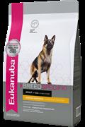 Eukanuba  Breed Specific Dry Dog Food For German Shepherd Chicken корм для немецких овчарок (10 кг)