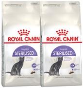 Сухой корм для стерилизованных кошек Royal Canin 37, профилактика избыточного веса 2 шт. х 10 кг