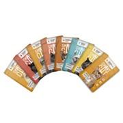 Smart Cat набор паучей Ассорти вкусов в нежном соусе для взрослых кошек и котят 680 гр