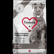 1st CHOICE GF HYPOALLERGENIC Утка для собак 11 кг