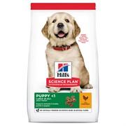 Hills SP Canine Puppy Healthy Development Large Breed Chk Корм для щенков крупных пород