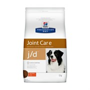 Hills PD Canine J/D - Хиллс J D лечебный сухой корм для собак для профилактики артритов