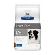 Hills PD Canine L/D - Хиллс LD лечебный сухой корм для собак с заболеваниями печени