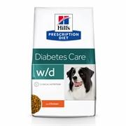 Hills PD Canine W/D - Хилз WD Лечебный сухой корм для собак c диабетом