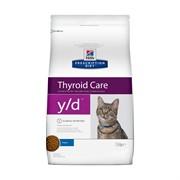 Hills PD Prescription Diet  y/d  Feline
