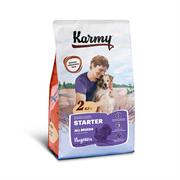 Карми  Starter сух.д/щенков до 4 месяцев, беременных и кормящих сук Индейка