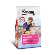 Карми Sensitive Medium & Maxi сух.д/собак средних и крупных пород с чувствительным пищеварением Лосось