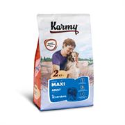Карми Maxi Adult сух.д/собак крупных пород Телятина
