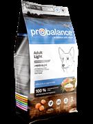 ProBalance Adult Light Корм сухой для взрослых собак всех пород