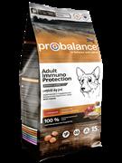 ProBalance Immuno Adult Корм сухой для взрослых собак с говядиной, 15 кг