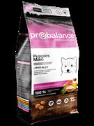 ProBalance Immuno Puppies Maxi Корм сухой для щенков крупных пород, 15 кг