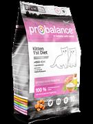 ProBalance 1'st Diet  Корм сухой д/котят с цыпленком (10 кг)