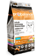 ProBalance Immuno Protection Корм сухой д/кош. лосось