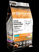 ProBalance Immuno Protection Корм сухой д/кош. лосось (10 кг)