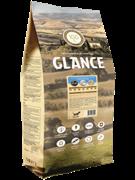 Glance, корм сухой для взрослых собак с чувствительным пищеварением, с рыбой и рисом, 20 кг