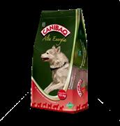 Dibaq Canibaq HIGH ENERGY (Сухой полнорационный корм для взрослых собак с высокой активностью) 15 кг