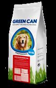 Dibaq GREEN CAN HIGH ENERGY (Полнорационный сухой корм для взрослых собак всех пород с высоким уровнем активности) 20 кг