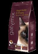 Dibaq Gatymix WEIGHT MONITOR&ANTI AGING (Сухой корм для взрослых кошек контроль веса и поддержка здоровья)