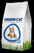 Dibaq GREEN CAT (Полнорационный сухой корм для взрослых кошек всех пород) 20 кг