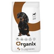 Organix беззерновой для собак, с уткой и сладким картофелем