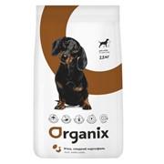 Organix беззерновой для собак, с уткой и сладким картофелем 12 кг