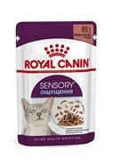 ROYAL CANIN Sensory ощущения пауч для кошек в соусе