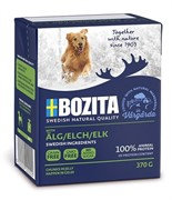 Bozita Naturals кусочки в желе для собак, с мясом лося