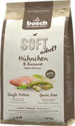 Bosch Soft с курицей и бананами для взрослых собак всех пород