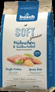 Bosch Soft Junior с курицей и бататом