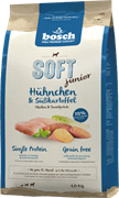 Bosch Soft Junior с курицей и бататом 12,5 кг
