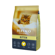 Сухой корм для котят Mr.Buffalo KITTEN, курица